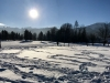 A crisp winter's day in Zakopane, December 2016